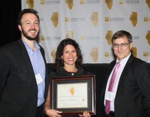 Illinois Governors Sustainability Award